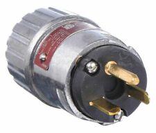 HUBBELL Killark UGP-20231 Plug 125v 20a, 3wire 2Pole Nema 5-20P Type