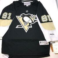 Pittsburgh Penguins Kessel #81 Hockey Jersey Reebok NHL Youth L/XL