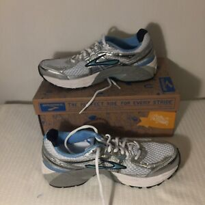 Brooks Adrenaline GTS 11th Edition Ladies Running Shoes Size UK 6.5 Boxed VG Con
