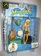 The Muppet Show Janice Silver Shirt Variant Palisades Figure MOSC