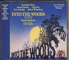 Sondheim - Peters, Gleason, Zien, Lapine: Into the Woods ( RCA) Like New