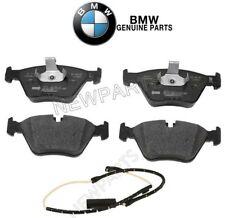 For BMW E39 525i 528i 1997-2003 Front Brake Pad Set & Sensor Genuine