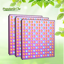 3pcs PopularGrow 45W LED Grow Light Professional Spectrum Ratio for Indoor Plant