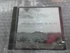 CD R.E.M. new adventures in hi-fi