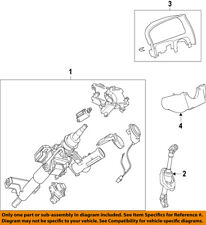 Saturn GM OEM 08-10 Vue-Steering Column 20850192