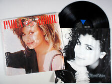 Paula Abdul - Forever Your Girl (1988) Vinyl LP • Straight Up, Cold Hearted