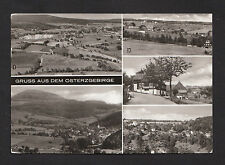 38129/ AK - Gruss aus dem Osterzgebirge - *