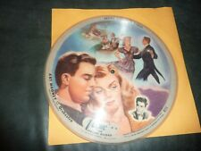 """Rare Vogue Picture Record R711/R713  """"Seems Like Old Times"""" etc"""