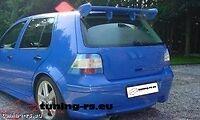 VW GOLF 4 GOLF IV REAR ROOF SPOILER WRC tuning-rs.eu