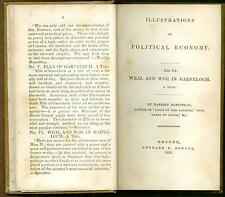 Weal And Woe In Garveloch, Illustrations Of Political Economy, Harriet Martineau