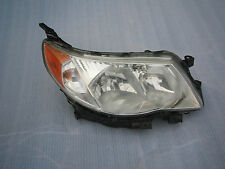 Subaru Forester Headlight Front Headlamp 2009 2010 Factory OEM Used Right