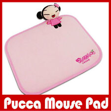 PUCCA MOUSE PAD (Strawberry Pucca)