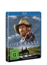 OPEN RANGE, new sealed blu ray, Robert Duvall, Kevin Costner