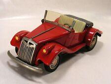 "Sanko Tin 5 1/4"" long MGTF Tin Car"