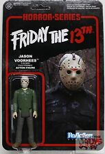 """JASON VOORHEES UNPUNCHED REACTION Funko FRIDAY THE 13TH 3.75"""" 2014 ACTION FIGURE"""
