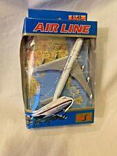 Maisto British Air Lines Diecast & Plastic Airplane BRAND NEW NEVER OPENED