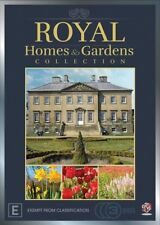 Royal Homes and Garden (DVD, 2015) New Unsealed Genuine R4 (D230)