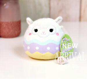 "*SALE* KellyToy Squishmallow 5"" Leah the Lamb in Egg LT ED HTF Plush Toy Animal"