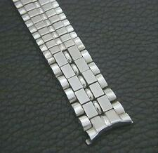 N.O.S. 18mm '50s/Mid-Century/Vintage SS Watch Band