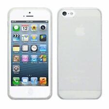 Étuis, housses et coques etuis, pochettes blancs en silicone, caoutchouc, gel pour téléphone mobile et assistant personnel (PDA)