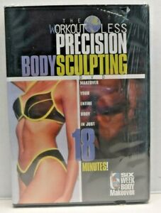 The Workout Less Precision Body Sculpting Workout DVD
