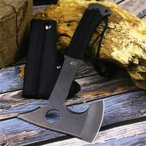 Multifunction Portable Jungle Axe Outdoor hunting Tactical wood Cutting Hatchets