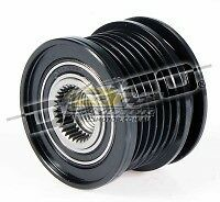 DAYCO Overrunning AltPulley FOR Mini Cooper S 10/10- Turbo R56 155kW N14B16CD
