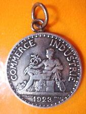 MEDAILLE BON POUR 2 FRANCS 1923 VINTAGE 70 NEUF/OLD NEW FRANC MEDAL