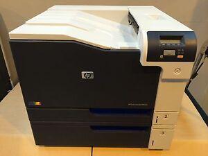 HP Colour LaserJet CP5225DN CP5225 A3 A4 Network Duplex Laser Printer + Warranty