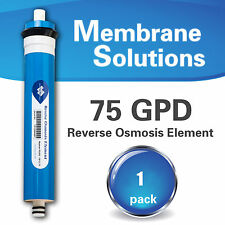 1812-75 GPD RO membrane for 5 stage water filter purifier reverse osmosis system