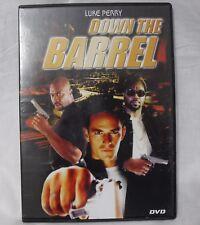 Down the Barrel (DVD, 2006) Luke Perry