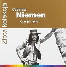 Czeslaw Niemen - Czas jak rzeka - Zlota kolekcja (CD) NEW