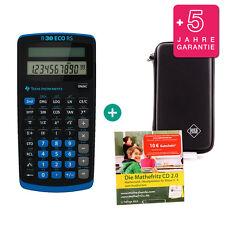 TI 30 ECO RS Taschenrechner + Schutztasche Lern-CD Garantie