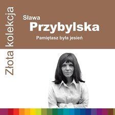 CD SŁAWA PRZYBYLSKA Złota kolekcja Pamiętasz była jesień