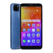 Huawei Y5p Dual-SIM 32GB Phantom Blue Smartphone Kundenretoure wie neu
