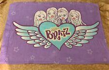Pillowcase Li'l Bratz girls cartoon characters standard size