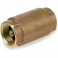 1-1/2 in. Spring Check Valve -Brass Parts2o 1-1/2