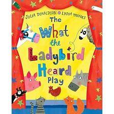 Le que la coccinelle a entendu jouer (Play script), Donaldson, Julia, New Book
