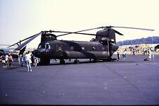 3/991 Boeing CH-47 Chinook Royal Air Force Kodachrome SLIDE