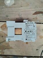 Allen Bradley 100-C09ZJ10 Contactor Series A, 24v coil, used, 100-C09Z*10