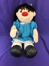 """Big Comfy Couch Molly Doll w/Gift Tag Huge Jumbo 30"""" Vintage 1995 Commonwealth"""