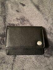 NEW GENUINE BMW CREDIT CARD BANK CARD HOLDER WITH MONEY CLIP