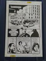Batman Legends of the Dark Knight #110 page 4 original comic art by Dusty Abell