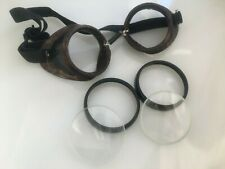 Vintage Willson Safety Cup Goggles - Original Box! - Type Taw50