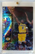 1998 98-99 TOPPS STADIUM CLUB ROYAL COURT KING OF SKY, Kobe Bryant #RC2, Insert