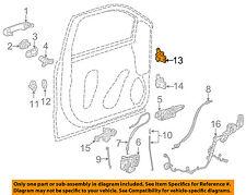 GM OEM-Door Hinge-Lower Right 13581568