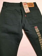Levis 513 16R 28x28 youth boys jeans NWT NEW (H1)