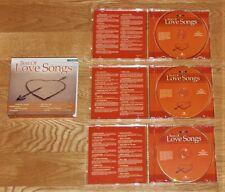 Various / 3 CD Box-Set / Best Of Love Songs
