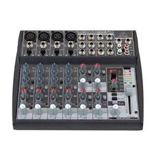 BEHRINGER XENYX 1202FX mixer passivo audio 12 canali per studio karaoke live NEW
