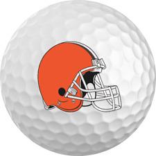 Cleveland Browns Titleist ProV1 Refinished NFL Golf Balls 12 Pack